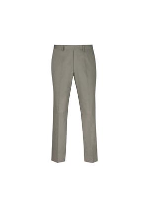 Chester Barrie Sand Luxury Cotton Chinos
