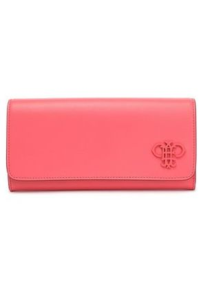 Emilio Pucci Woman Leather Wallet Baby Pink Size -