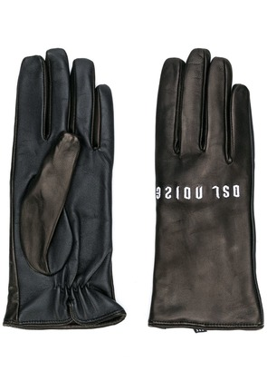 Diesel G-REBEL-FL gloves - Black