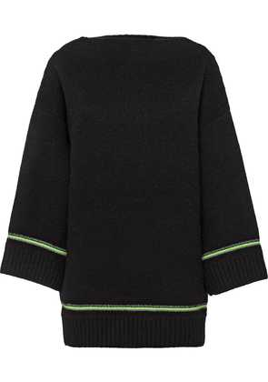 Prada Virgin wool sweater - Black