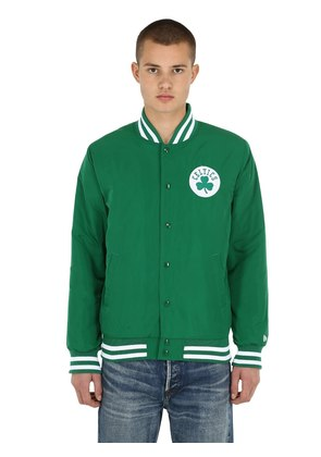NBA TEAM APPAREL BOMBER JACKET