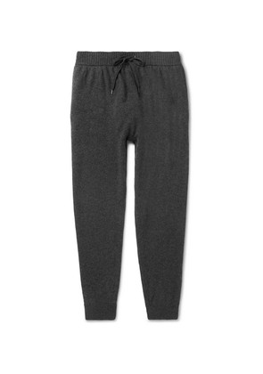 Finley Tapered Cashmere Sweatpants