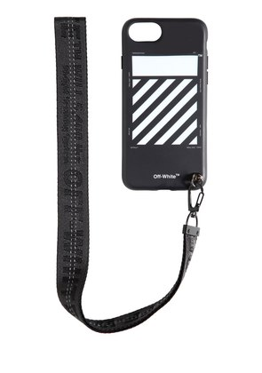DIAG IPHONE X COVER W/ STRAP
