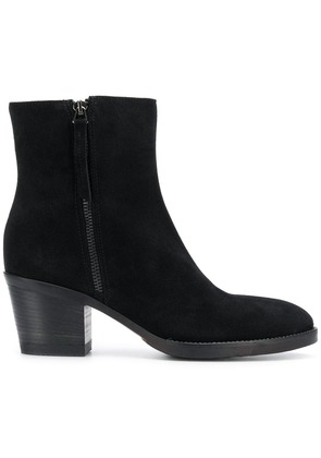P.A.R.O.S.H. high ankle boots - Black