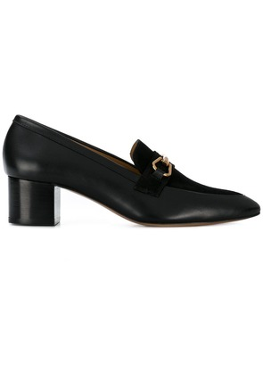A.P.C. heeled loafers - Black