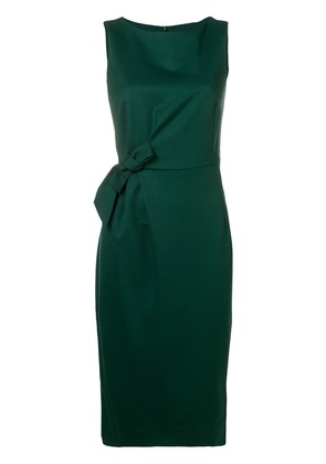 P.A.R.O.S.H. fitted cocktail dress - Green