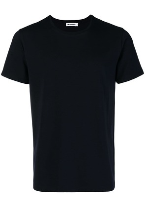 Jil Sander plain T-shirt - Blue