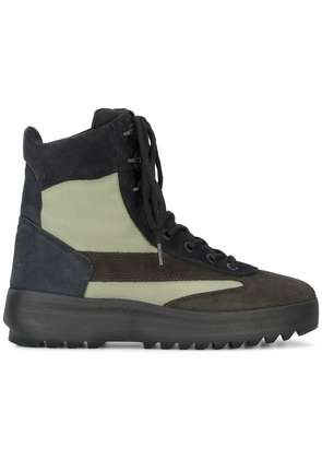 Yeezy military boots - Green