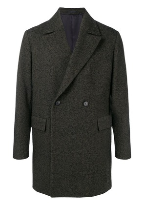 Theory double breasted coat - Green
