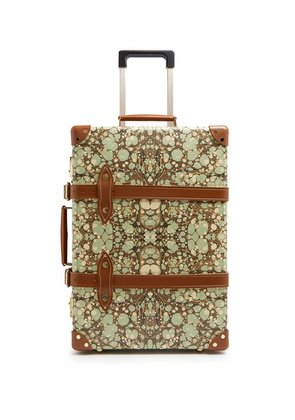 Globe-trotter - X Matchesfashion.com Centenary 20' Cabin Suitcase - Womens - Multi