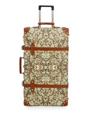 Globe-trotter - X Matchesfashion.com Centenary 30' Suitcase - Womens - Multi
