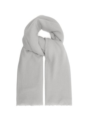 Denis Colomb - Cashmere Scarf - Womens - Grey