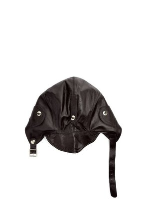 Connolly - Leather Driving Helmet - Mens - Black