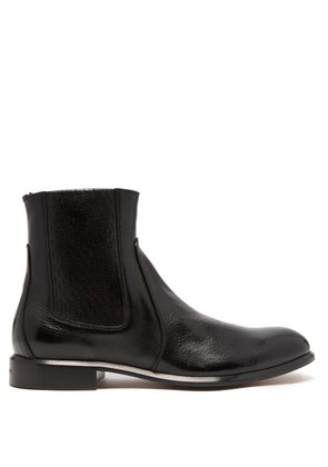 Givenchy - Cruz Leather Chelsea Boots - Mens - Black