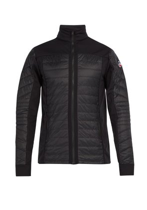 Fusalp - Ted Lightly Padded Technical Jacket - Mens - Black