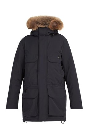 Kanuk - Cavale Thindown Insulated Hooded Parka - Mens - Black