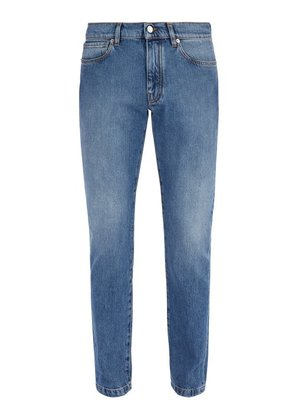 Dunhill - Straight Leg Jeans - Mens - Denim