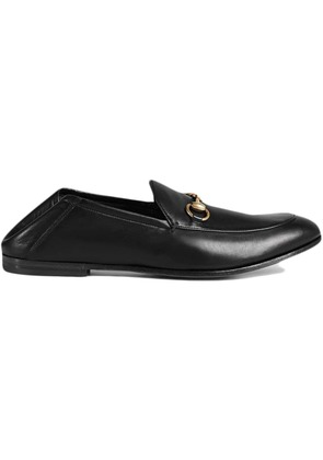 Gucci Horsebit leather loafer - Black