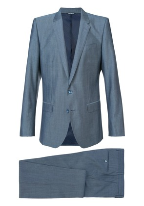 Dolce & Gabbana formal two piece suit - Blue