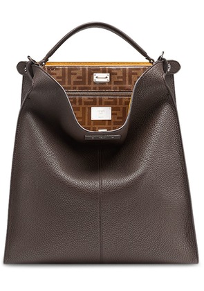 Fendi Peekaboo X-Lite fit bag - Brown