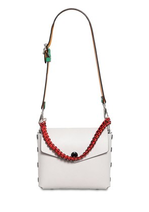 ATLAS LEATHER SHOULDER BAG