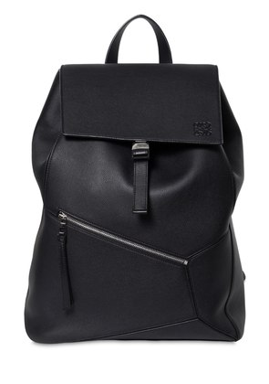 PUZZLE LEATHER BACKPACK