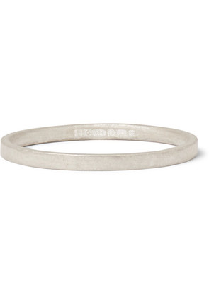 Alice Made This - M2 Bancroft Sterling Silver Ring - Silver
