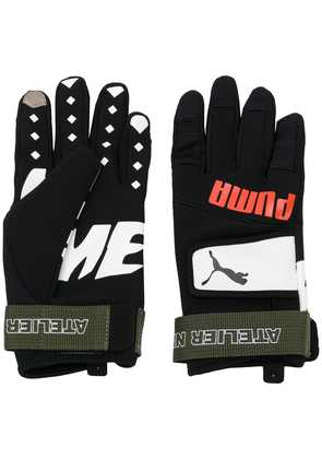 Puma Puma x Atelier New Regime gloves - Black
