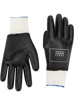 Undercover Logic gloves - Black