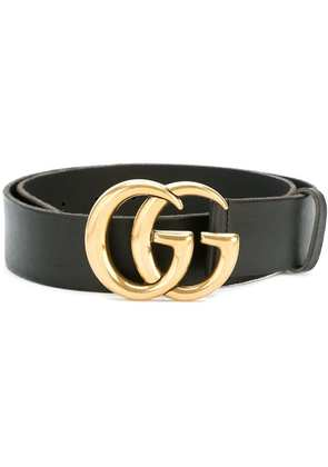 Gucci 'Double G' belt - Black