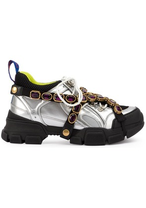 Gucci Flashtrek sneakers - Metallic