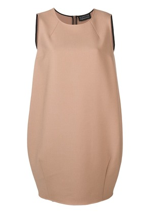 Gianluca Capannolo sleeveless dress - Neutrals