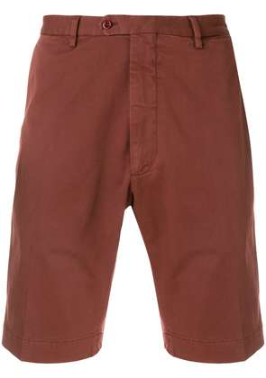Biagio Santaniello bermuda shorts - Brown