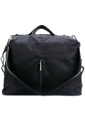 Jil Sander zipped holdall - Blue