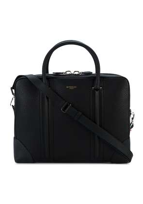 Givenchy Lucrezia grained leather briefcase - Black