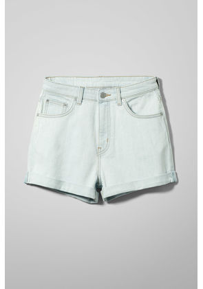 Newday Bleached Shorts - Blue