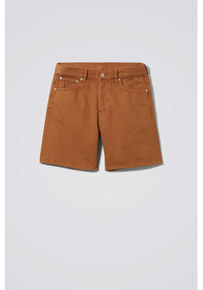 Vacant Tobacco Shorts - Orange