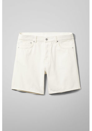 Vacant Off White Shorts - White