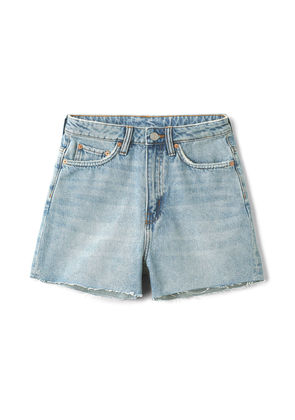 Row Spring Blue Shorts - Blue