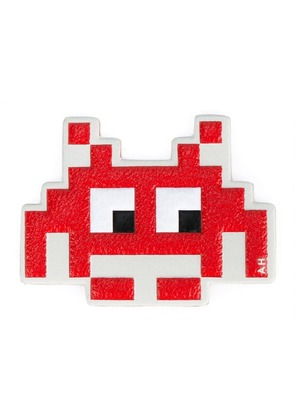 Anya Hindmarch 'Space Invaders' sticker - Red