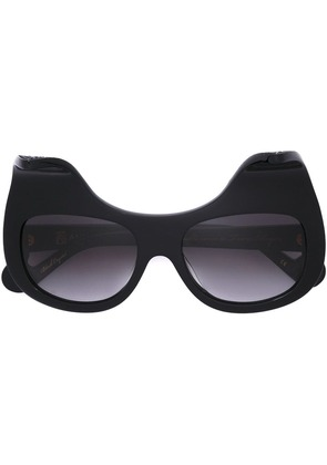Anna Karin Karlsson 'When Trouble Came To Town' sunglasses - Black