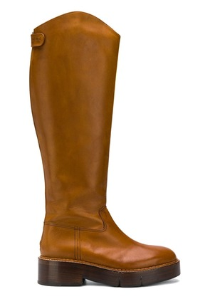 Clergerie Canada knee high boots - Brown