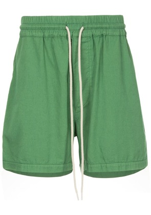 Bassike classic beach shorts - Green