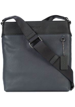 Coach Metropolitan slim messenger bag - Black