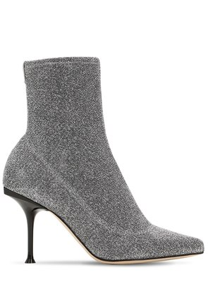 105MM SR MILANO LUREX SOCK BOOTS