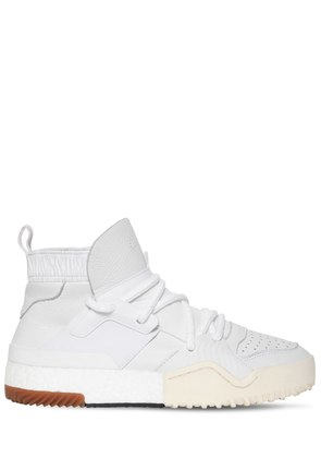 AW BBALL LEATHER SNEAKERS