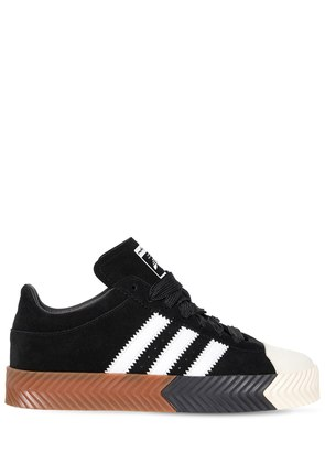 AW SKATE SUPER SUEDE SNEAKERS