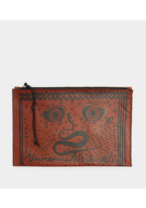 Greek Eyes Pouch