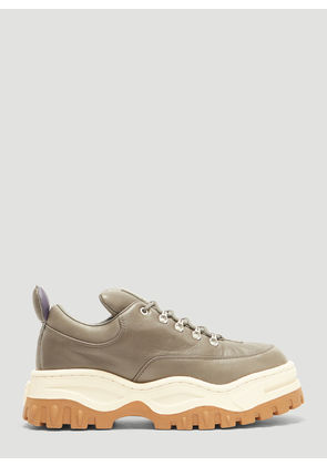Eytys Angel Leather Sneakers in Grey size EU - 41