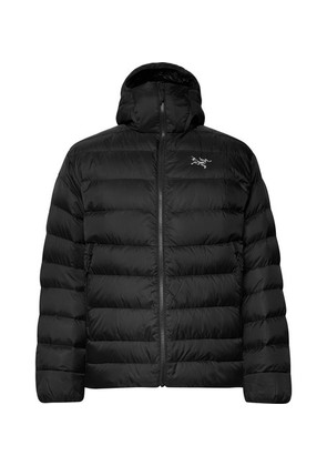 Arc'teryx - Thorium Ar Quilted Shell Down Jacket - Black